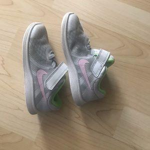 Nike Toddler girl shoes size 7C